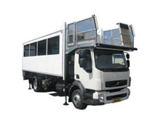 Catering Trucks and Ambulifts
